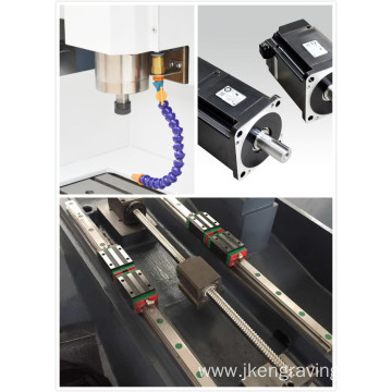 High Efficiency Aluminum Alloy Electrode Engraver Machine