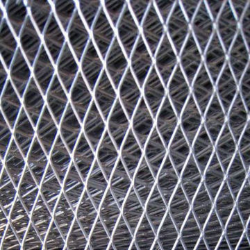 Customized Expanded Metal Mesh For Bbq Grill