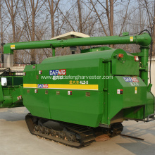 longer threshing drum grain rice harvesting equipment