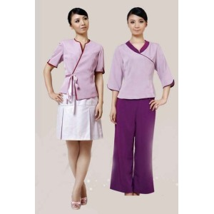 Fashion Wholesale Spa Beauty Salon Uniform
