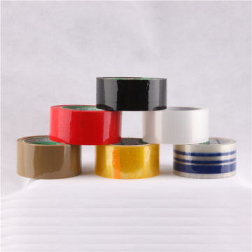 coloured shipping tape for parcel packaging