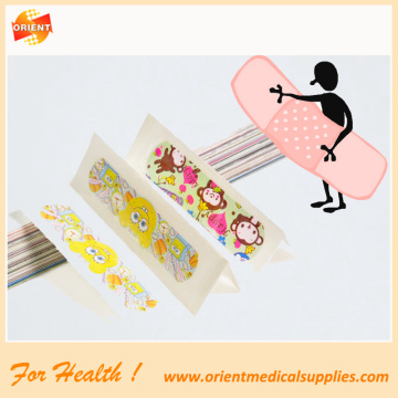 PE Fabric color band aid wound care
