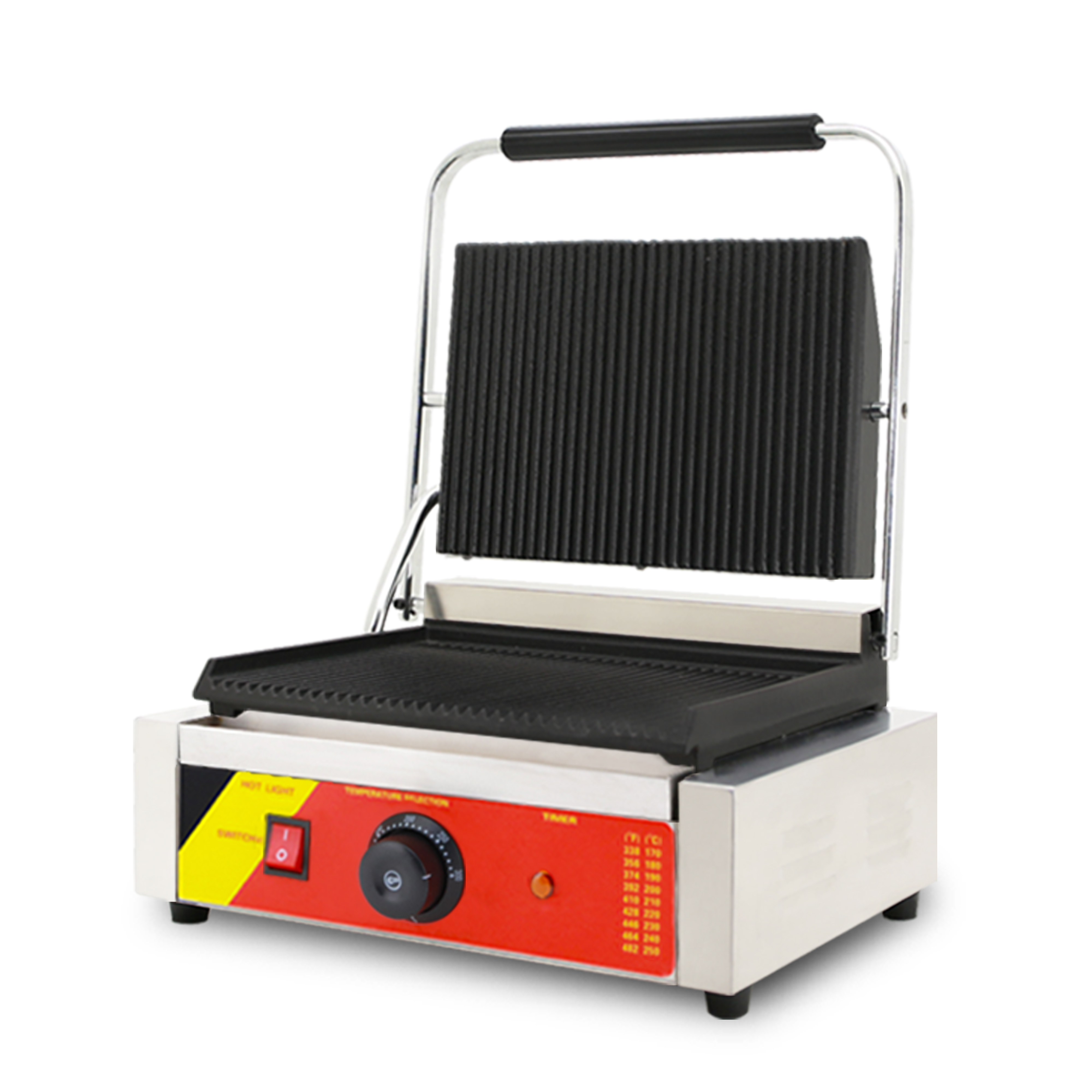 electric sandwich griddle
