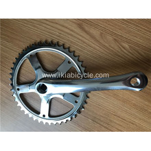 Stainless Steel Bicycle Chainwheel and Crank