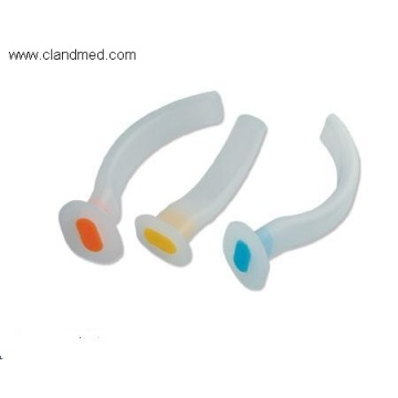 CE Disetujui Disposable Medical Oropharyngeal Guedel Airway