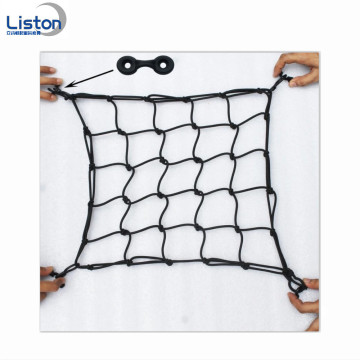 Durable nylon mesh elastic car cargo net