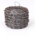 Galvanized Barbed Wire with PVC Coated Barbed