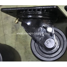 3'' Plate Swivel  PA  Anti-corrosion 220° Low Gravity Caster