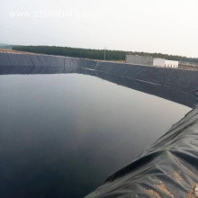 Swimming Pool Polyethylene Geomembrane Pond Liner