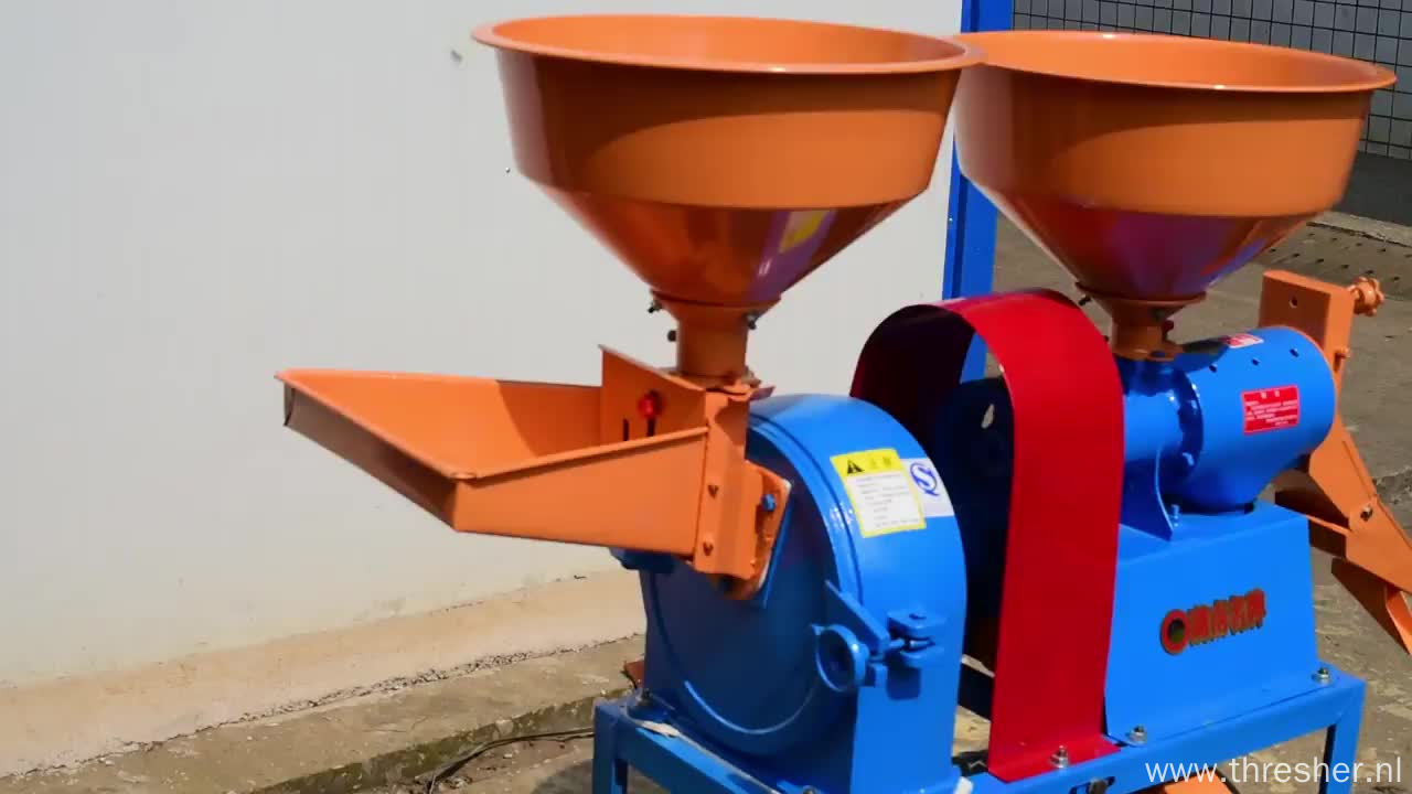 Electronic Mini Rice Mill Machine for Sale