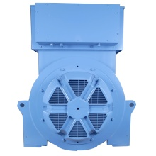 Blue Color IP55 Diesel Synchronous Brushless Generator