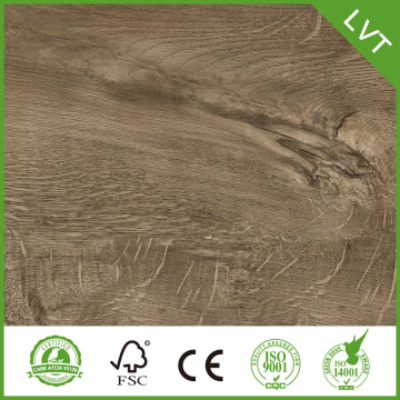 Deep Embossed Commercial Luxury Vinyl Planks