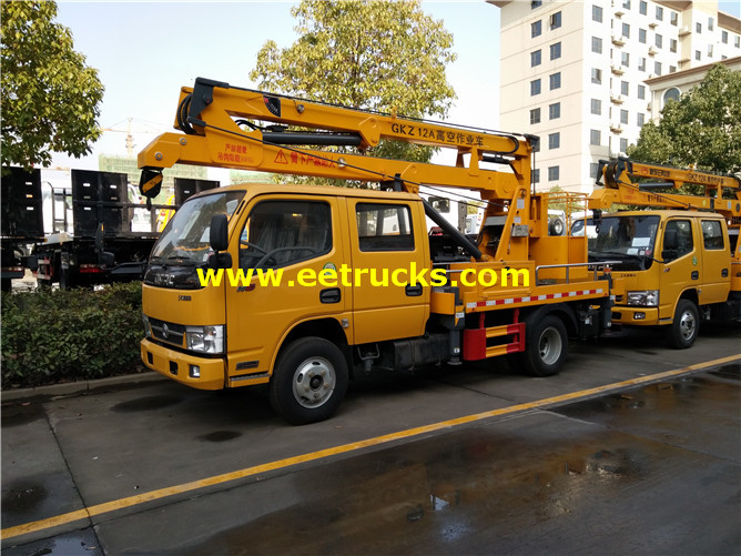 12m Articulated Aerial Lift Vehicles