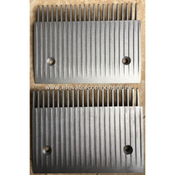 Aluminium Alloy Combs Schindler Moving Sidewalks