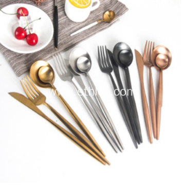 High Quality 4Pcs Wedding Flatware