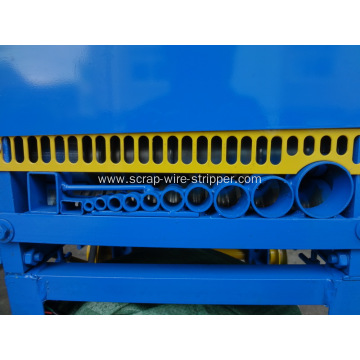 multifunction cable wire pagbabalat machine para sa tanso at aluminyo cable