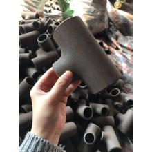 Top Quality for Carbon Steel Tee Seamless Unequal Carbon Steel Tee export to Latvia Manufacturers