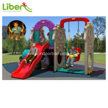 Children indoor plastic slide for sale
