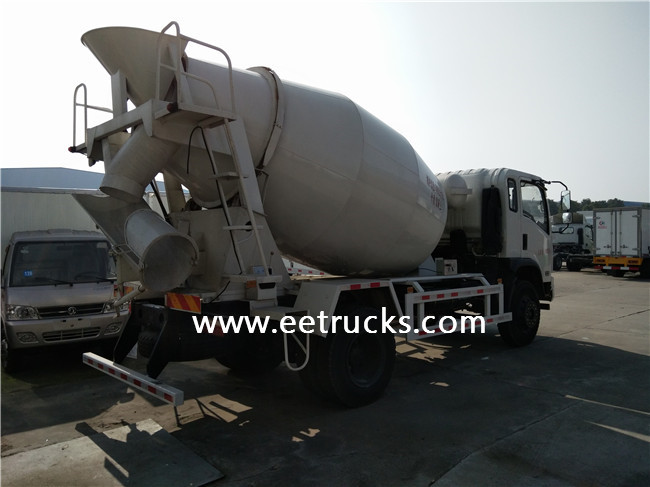 10 Ton Concrete Mixer Vehicles