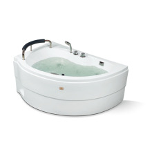 10 Years for Classic Bathtub Semicircle Computer Control Indoor Bathtub export to Marshall Islands Importers