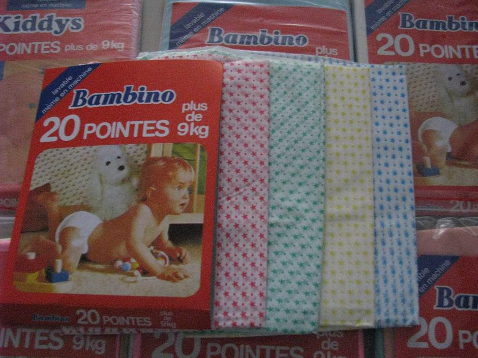 baby diaper with star