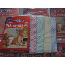 Factory Cheap price for Plastic Baby Diaper Disposable PVC Baby Diapers/for new diaper baby export to Ukraine Exporter