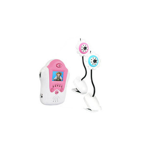 Audio Alarm Baby Intercom Monitor with Camera