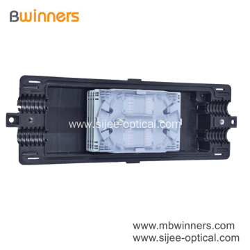 24-96 Cores Horizontal Inline Fiber Optic Splice Closure