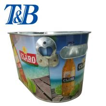 OEM/ODM for Offer 10Qt Ice Bucket,Stainless Steel Ice Bucket,Led Ice Bucket From China Manufacturer Ice Bucket With Inner and bottle opener export to Indonesia Supplier