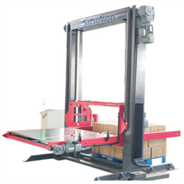 Automatic On-line carton palletizer