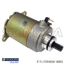 Professional for Benzhou Scooter Starter Motor Benzhou Znen Scooter GY6 125CC Starter Motor export to Indonesia Supplier