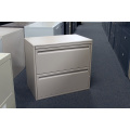 Office Metal Lateral 2 Drawer File Cabinet