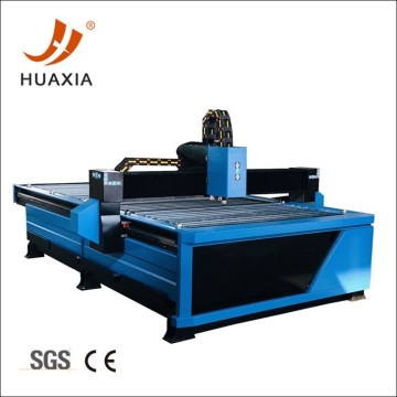 CNC metal plasma cutting machine for steel crafts