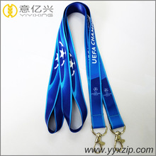 Custom printed neck custom lanyards no minimum order