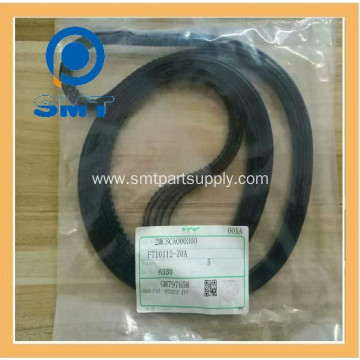 High quality factory for Smt Fuji Pcb Equipment Accessories CP643ME ESD BELT CSQC2190  2MCSCA000400 export to Russian Federation Manufacturers