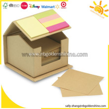 The House Shape Sticky Note