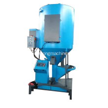 plastic big mixer with heating function