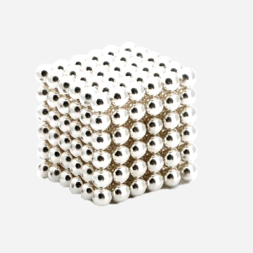 Colored Plating Neocube Neo ball Magnetic Toy