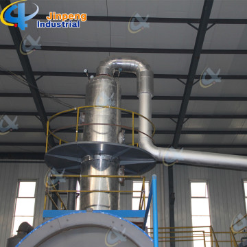 Waste Oil Distillation Plant with CE Certificate