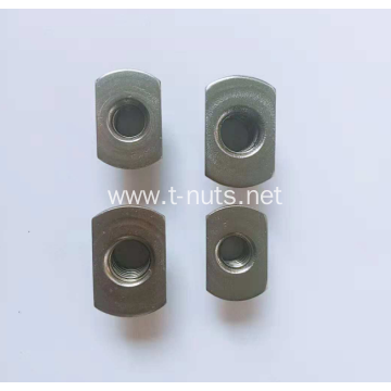 Carbon steel Trimming Iron Plate nuts