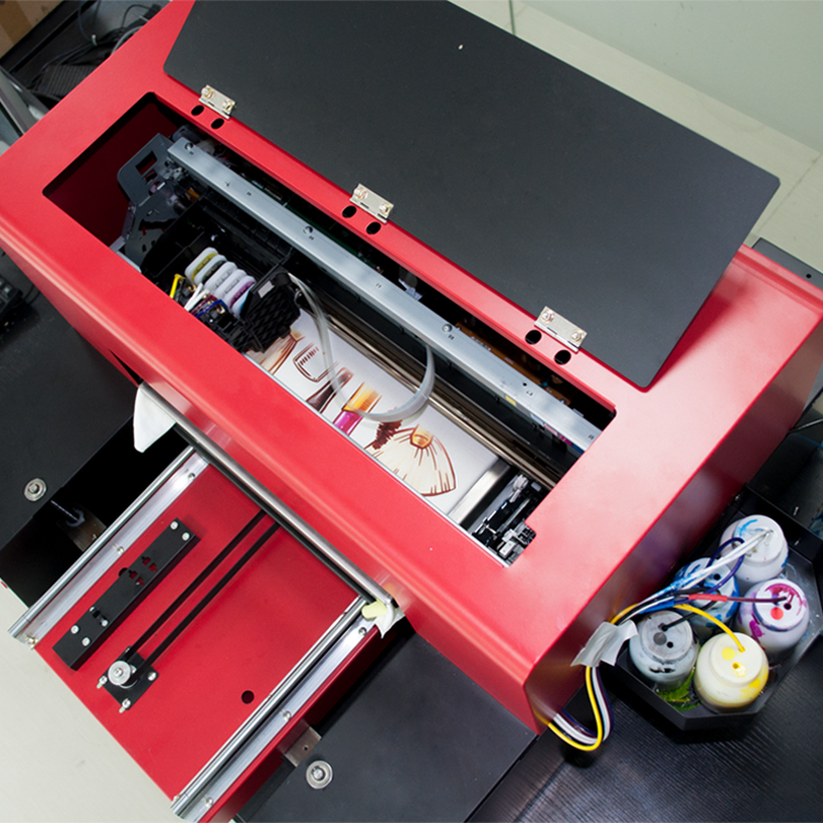 Digital Canvas Printing Machine