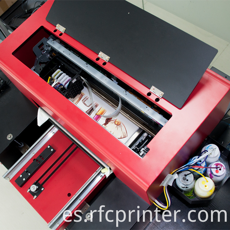 Garment 6 Colors T Shirt Printer