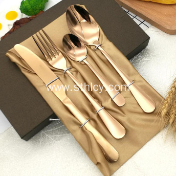 Stainless Steel Plated Cutlery Set