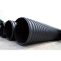 HDPE steel belt  pipe for drainage