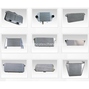 Aluminium Front Mounted Auto Turbo Intercoolers