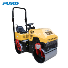 China for Asphalt Roller 1000kg Mini Vibratory Road Roller For Asphalt Surface supply to Myanmar Factories