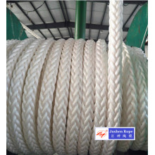 Good quality 100% for Polyester Double Braided Rope 12-Strand Polyester Double Braided Rope supply to Italy Exporter