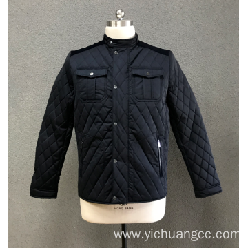 men`s  quilted winter clothes