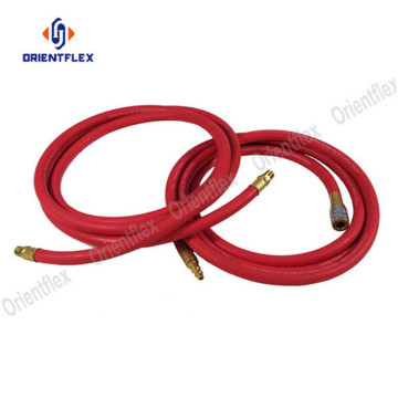 Blue robust smooth pressure air hoses