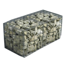 Factory hot dipped welded stone gabions
